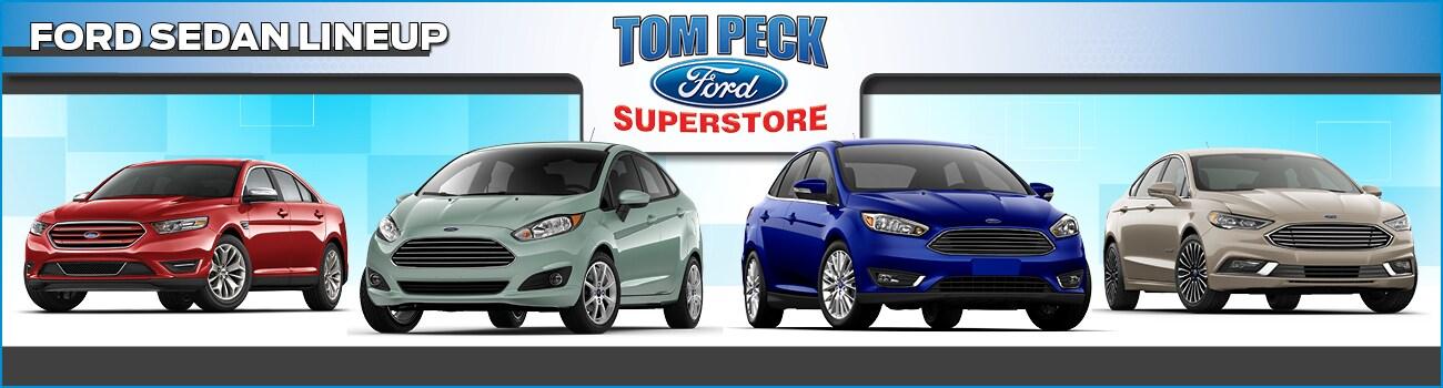 Ford Sedan Lineup Rated Best Sedans In Huntley Il Tom