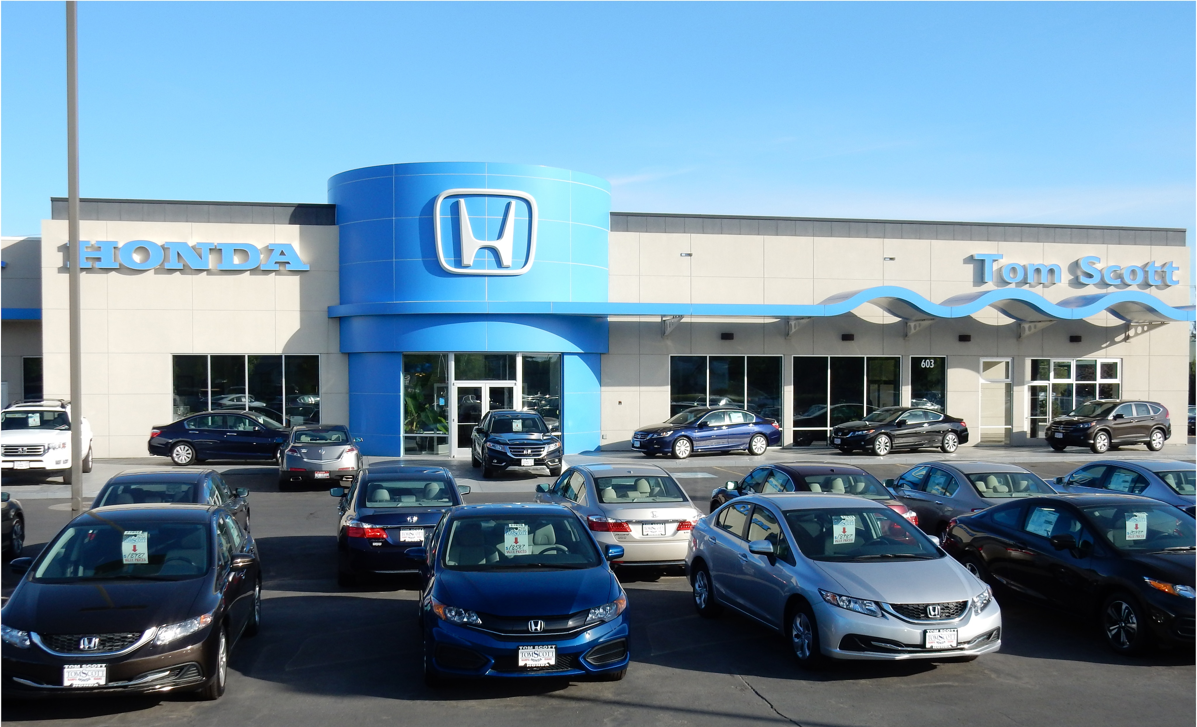 About tom scott honda in nampa new 2018 2019 honda and for Honda used car dealers