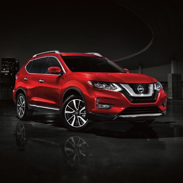 New Nissan Rogue
