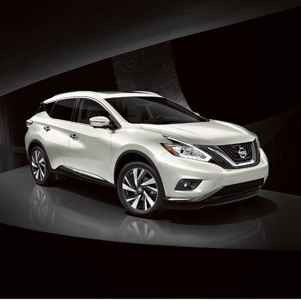 New Nissan Murano