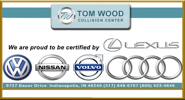 Tom Wood Collision Center New Dealership In Indianapolis