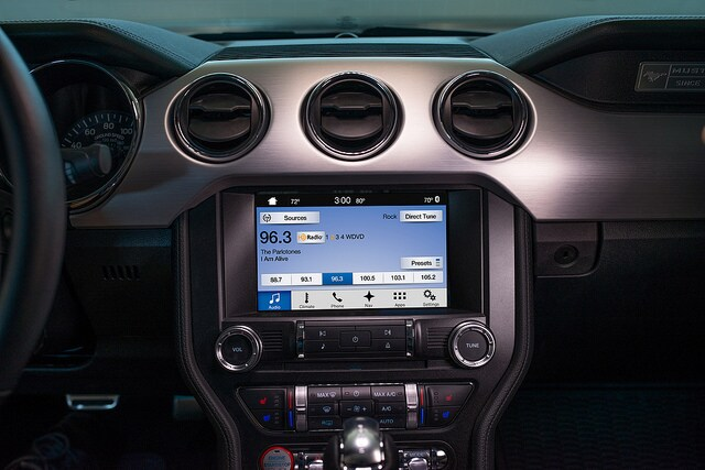2017 Ford SYNC technology