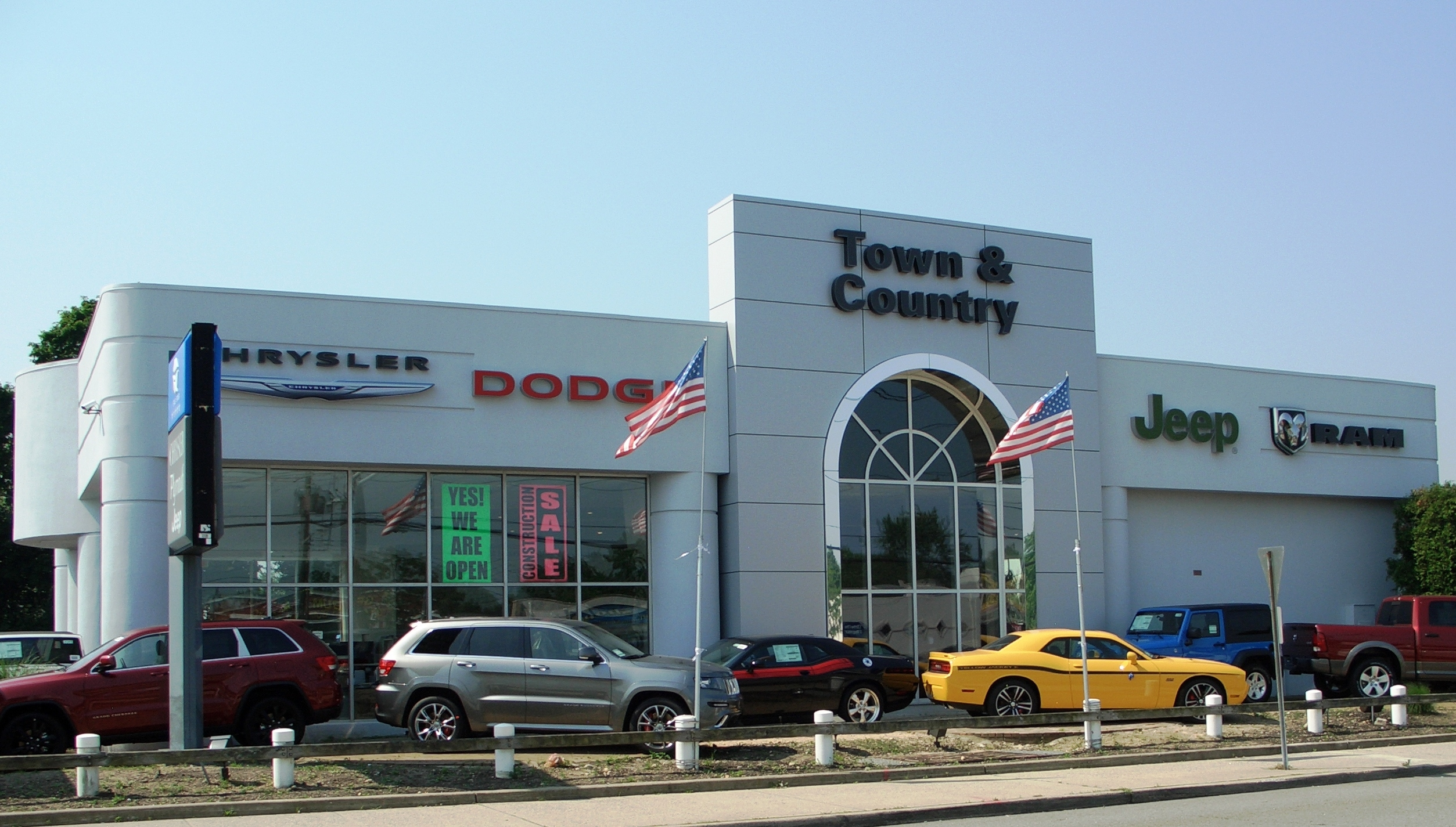 Jeep dealer serving Long Island
