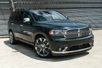 2017 Dodge Durango near Long Island