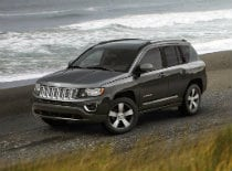 2017 Jeep Compass near Westbury