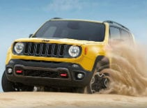 Westbury area 2016 Jeep Renegade