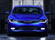 2016 Chrysler 200 near Wantagh
