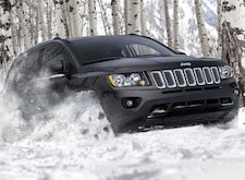2016 Jeep Compass near Long Island