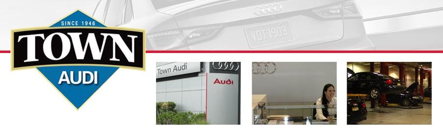 Town Audi | New Audi dealership in Englewood, NJ 07631