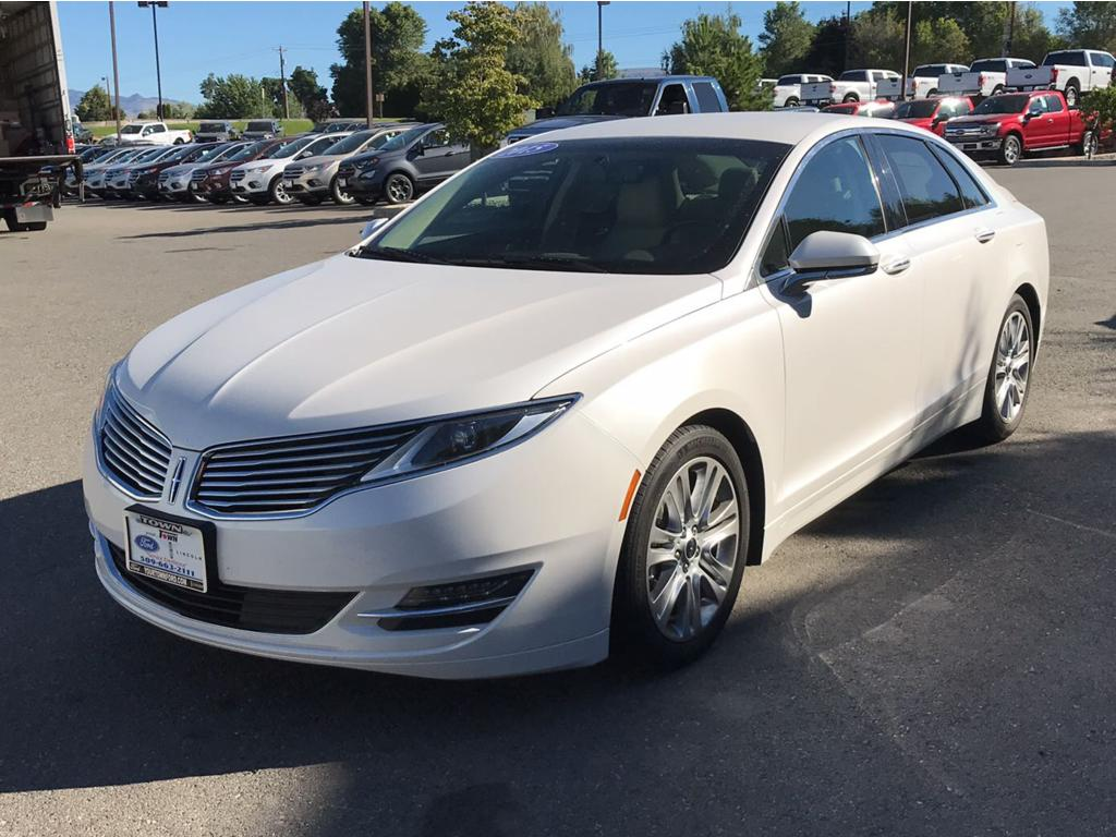 2015 Lincoln MKZ Hybrid 2015 Lincoln MKZ Hybrid 20L I4 Atkinson-Cycle iVCT 4139 CityHighway MPG