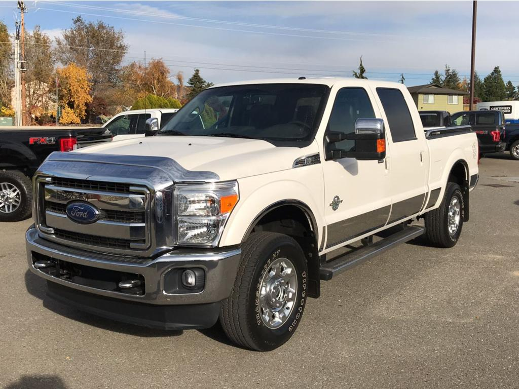 2016 Ford F-350SD Lariat 2016 Ford F-350SD Lariat 4WD Certified Ford Certified Pre-Owned Details