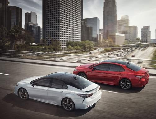 2018 Toyota Camry Redesign