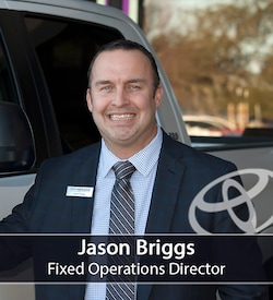 jason briggs fixed operations director - Fixed Operations Director