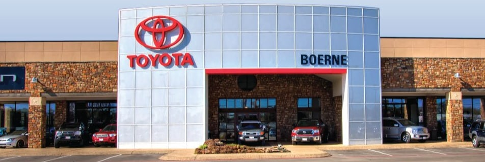 Toyota of Boerne dealership serving San Antonio