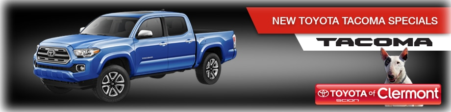 Toyota Tacoma deals