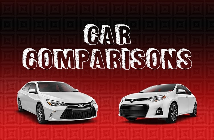 Car comparisons