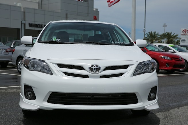 new toyota corolla specials orlando toyota in central autos post. Black Bedroom Furniture Sets. Home Design Ideas