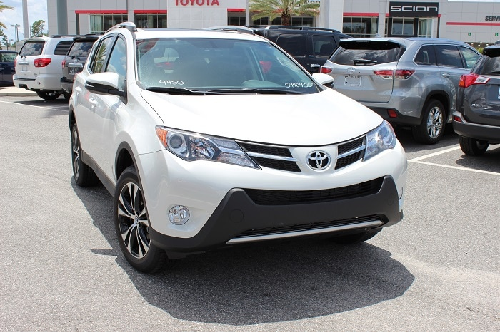 2015 Toyota cars near Orlando