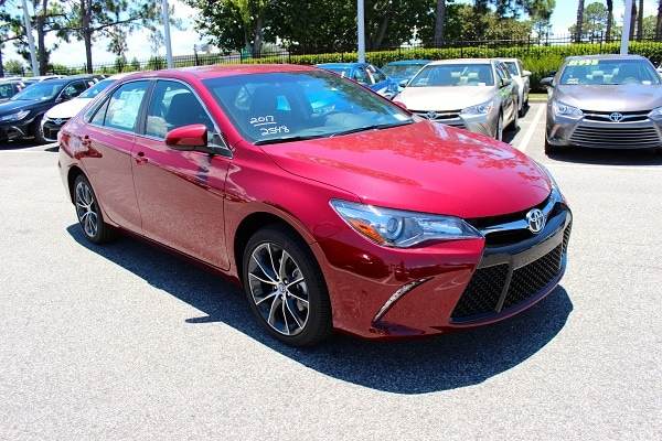 Toyota specials near Orlando