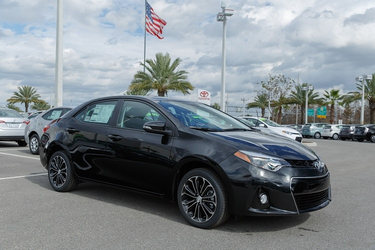 new Toyota near Orlando