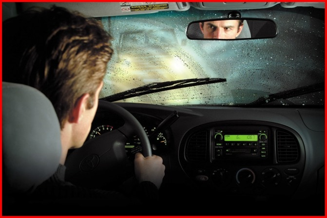 driving in the rain safety