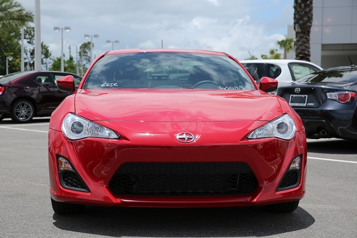 New Scion near Orlando