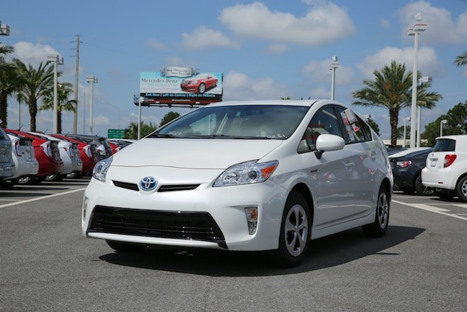 New Toyota Prius for sale