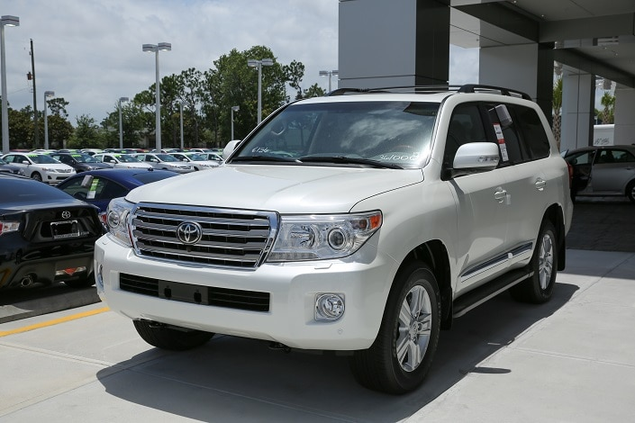 Toyota Land Cruiser deals