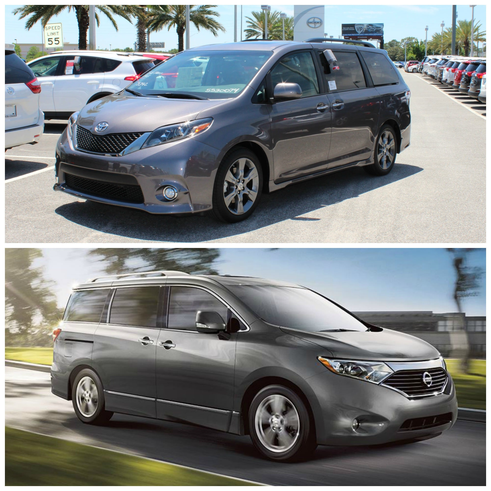 Find the ideal family ride at our toyota dealership near orlando
