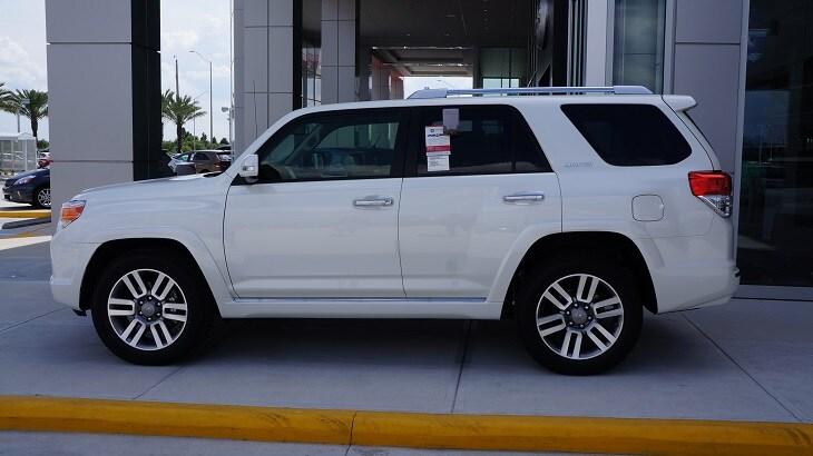 2014 Toyota 4Runner near Orlando
