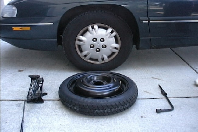 How To Change A Tire Orlando Toyota Service Tips