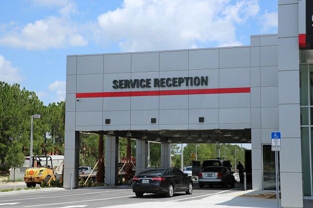 Auto Service Center in Orlando