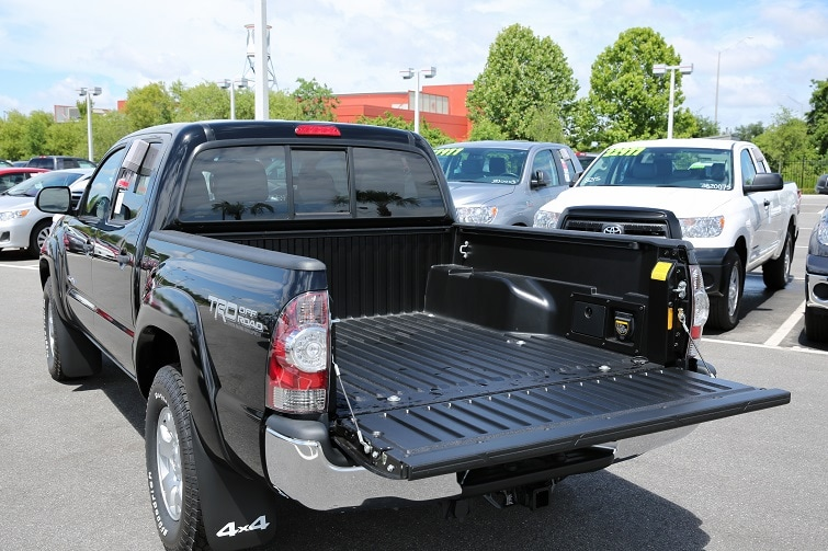 new Toyota truck near Orlando