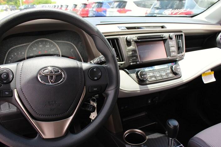 2015 Toyota RAV4 in Central Florida