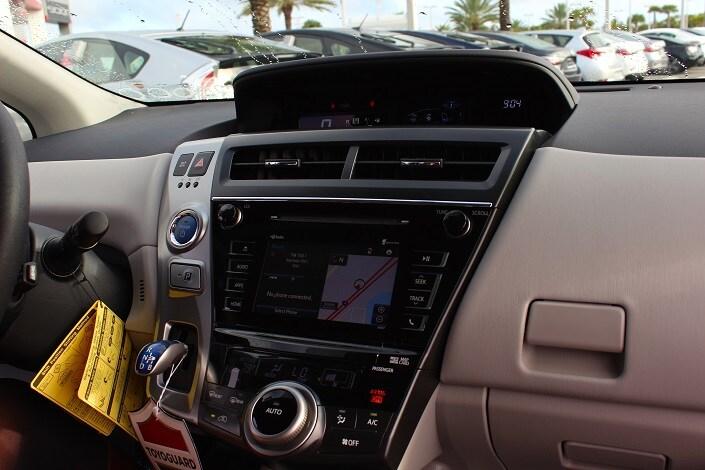 2016 Toyota Prius v near Orlando
