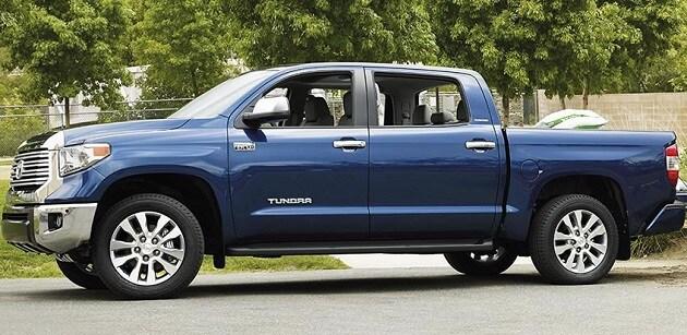 Toyota Tundra near Orlando