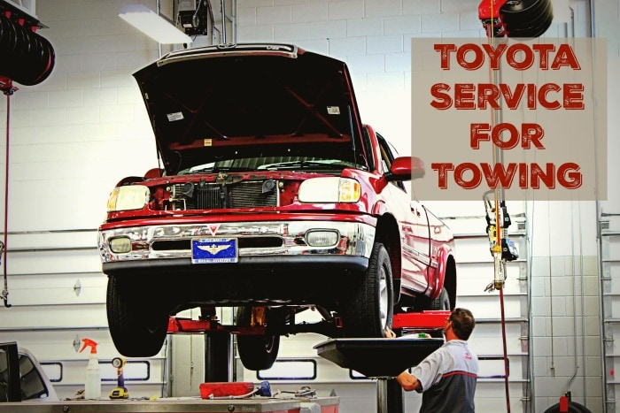 affordable Toyota service center