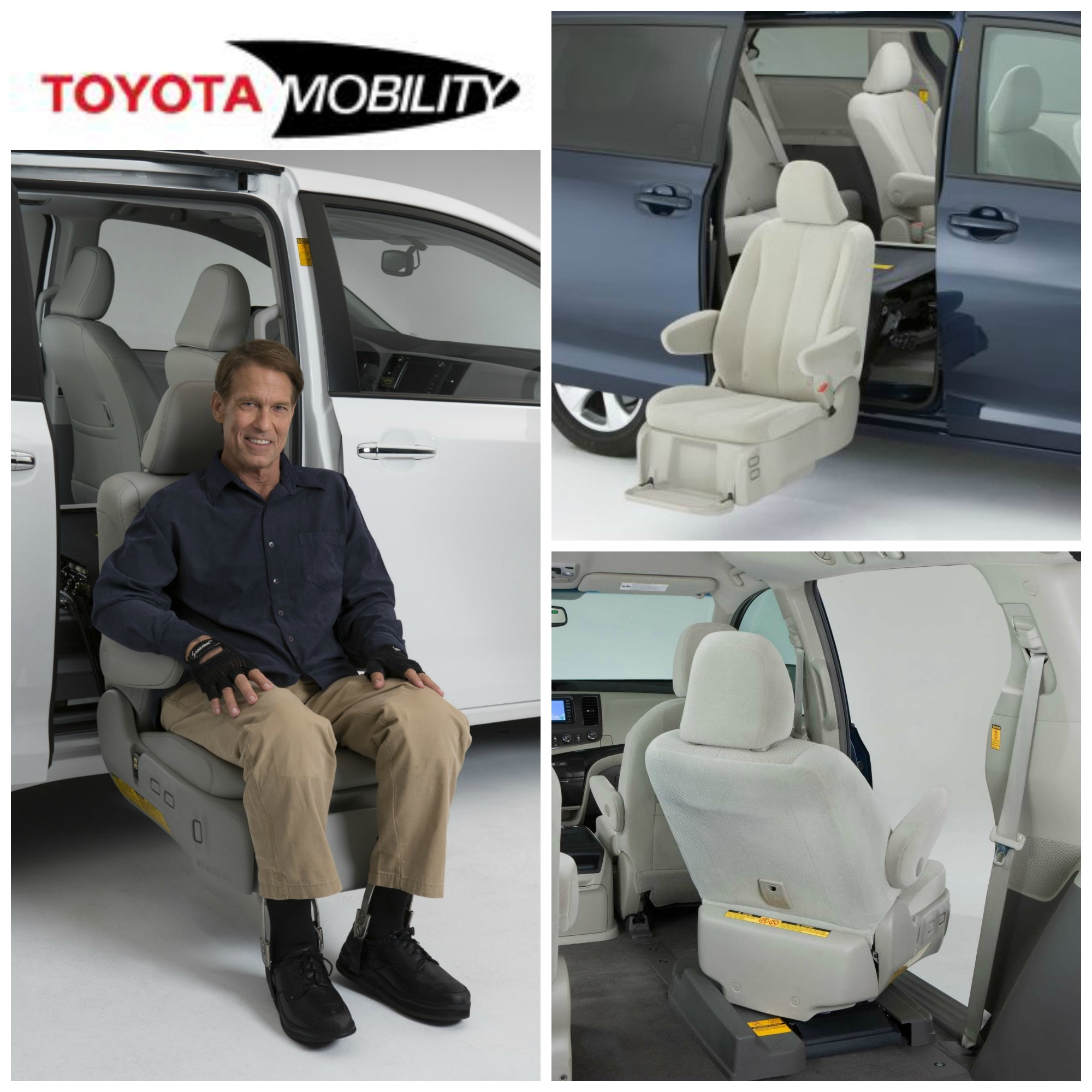 new Toyota Mobility Solutions
