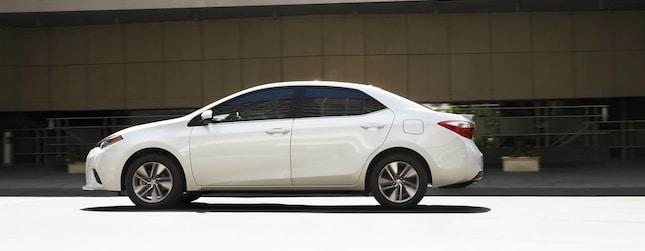 New Toyota Corolla near Orlando