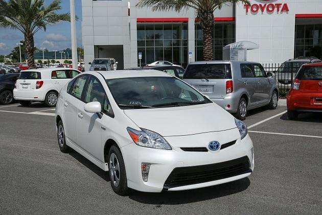 new Toyota Prius near Orlando