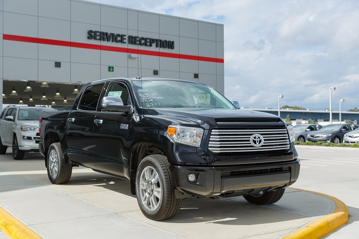 new Toyota Tundra near Orlando