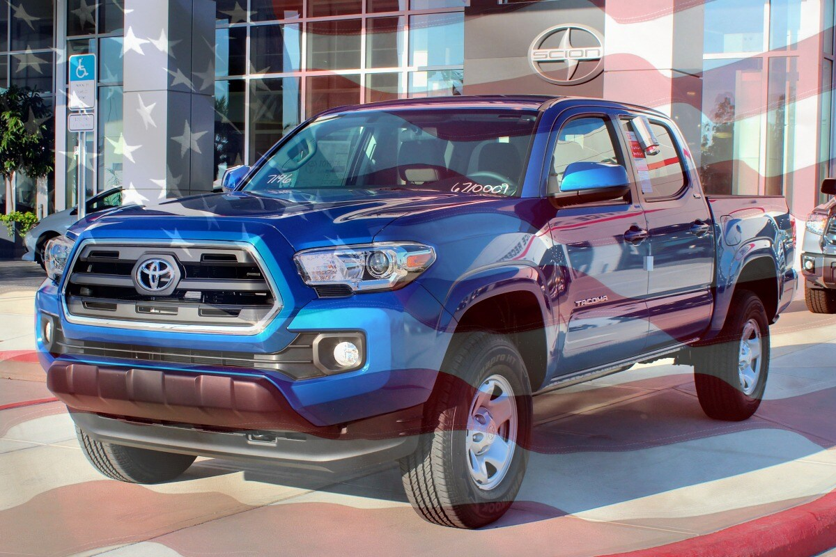 memorial day weekend sale new toyota near orlando. Black Bedroom Furniture Sets. Home Design Ideas