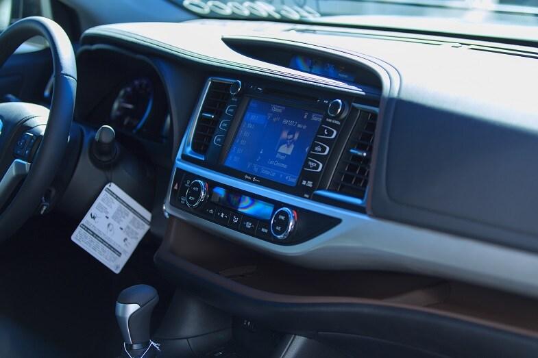 2014 Toyota Highlander near Orlando