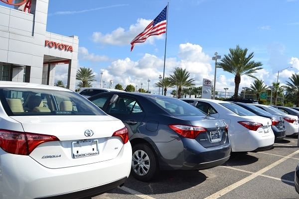 new Toyota deals