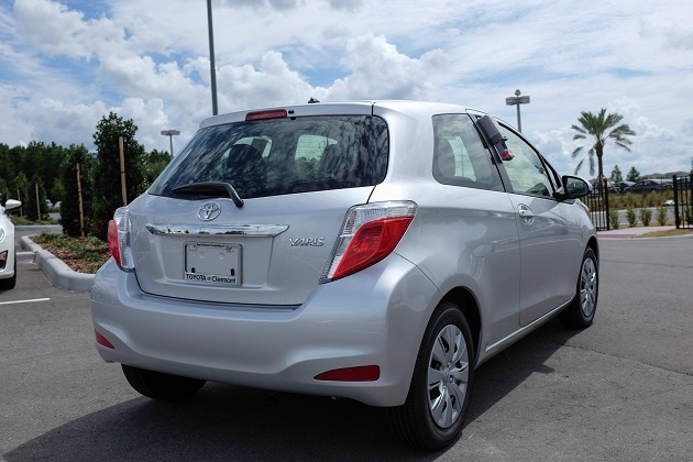 new Toyota Yaris near Orlando