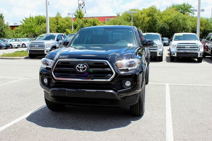 Toyota deals near Orlando
