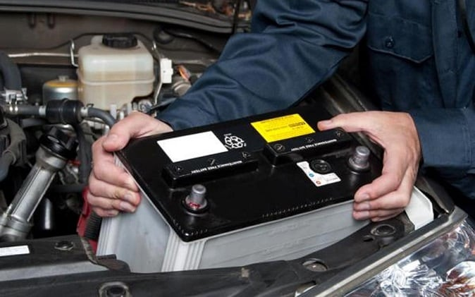 Orlando car battery replacement