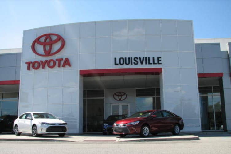 Oxmoor Toyota Service >> Toyota Of Louisville A Swope Dealership