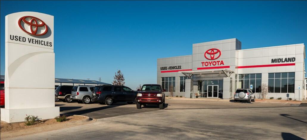 Toyota Of Midland New Toyota Dealership In Midland Tx 79703