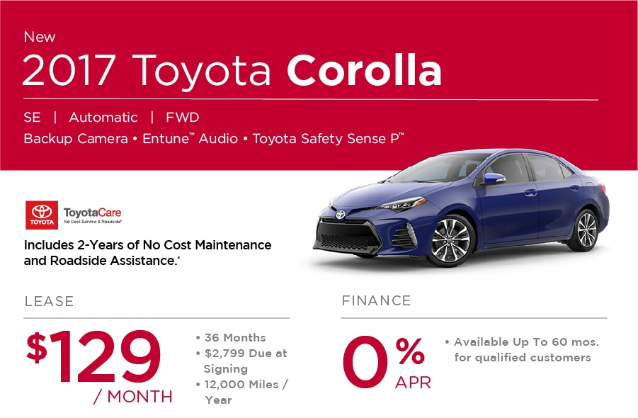 2017 Toyota Corolla Special in Nashua NH